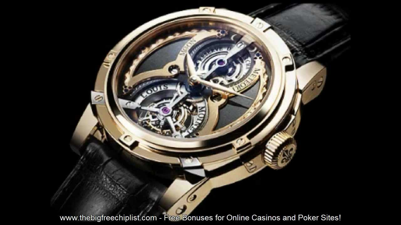 Top 10 Most Expensive Watches In the World 2013 - YouTube