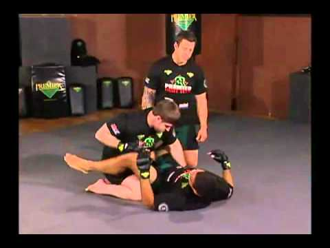 Mixed Martial Arts | Advanced | Grappling | Crush Drill With Strikes and Submissions Image 1