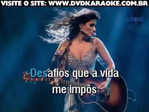 Paula Fernandes   Quem É