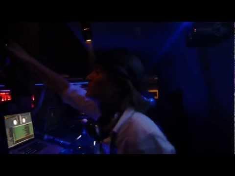 DJ Marc Panther from globe@GENIUS TOKYO