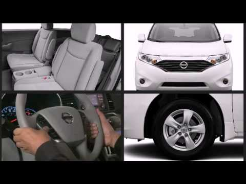 2014 Nissan Quest Video