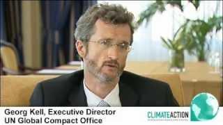 Georg Kell - Executive Director - UN Global Compact