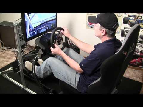 Pegasus GTP Sim Racing Rig Review