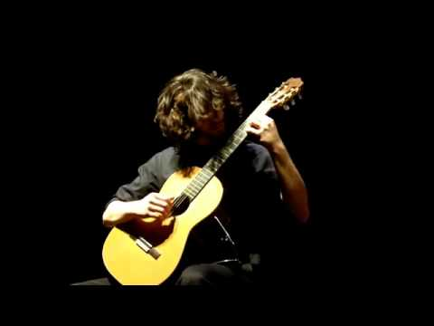 Goldenberg plays Plany by Miguel Llobet