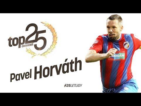 TOP 25 osobností: Pavel Horváth