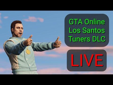 GTA Online Los Santos Tuners DLC LIVE (Xbox Series X/Xbox One)