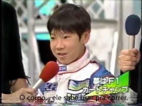 Kamui Kobayashi no kart - Legendado - 4