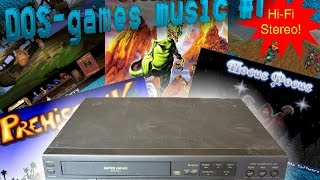 DOS-Games music #1 (Hi-Fi Stereo)