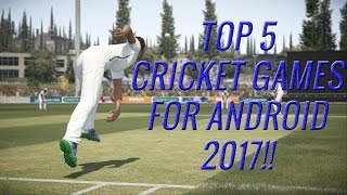 Download TOP 5 CRICKET GAMES FOR ANDROID |||| IPL CRICKET GAME !!! (Free And Offline) -ArchiTECHhHD 3Gp Mp4