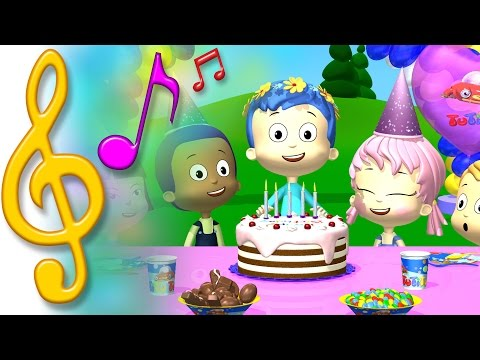 TuTiTu Toys Songs for Children | Happy Birthday Song