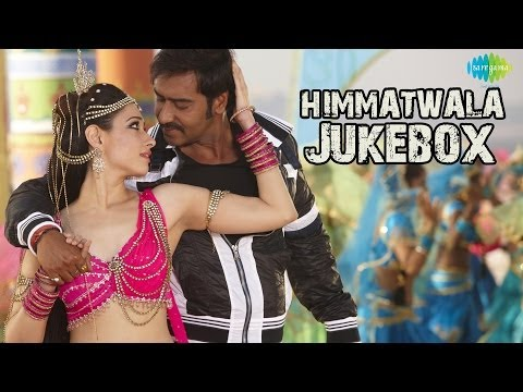 Himmatwala [2013] - Jukebox - Full Songs - Ajay Devgn | Tamannaah