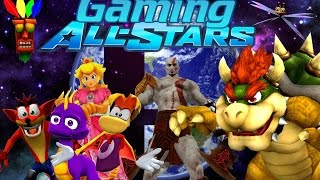 Gaming All-Stars: S2E6 - Limbless Hero