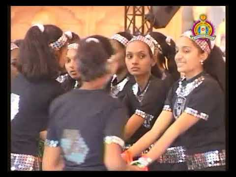 Bhuj Nutan Mandir Mahotsav 2010 - Kutch NarNarayanDev Yuvati mandal mahilamanch Part 2 of 2