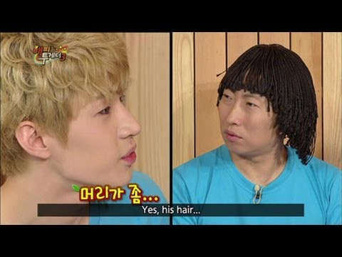 Happy Together - What's Your Name Special: Henry, Kyuhyun, Dasom, Hyuna & more! (2013.07.24)