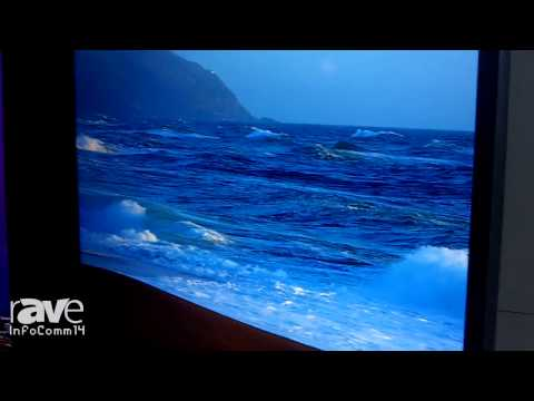 InfoComm 2014: NEC Presents Its X841UHD 84″ 4K by 2K Display Launching Late 2014