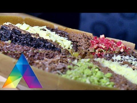 FOOD AND FASHION - Markobar,Lezatnya Martabak 16 Rasa (25/02/16)