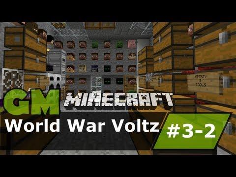 World War Minecraft S:3 Ep:2 Raid Time Fail