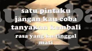 download lagu Kenangan Terindah  Lyrics Samsons gratis
