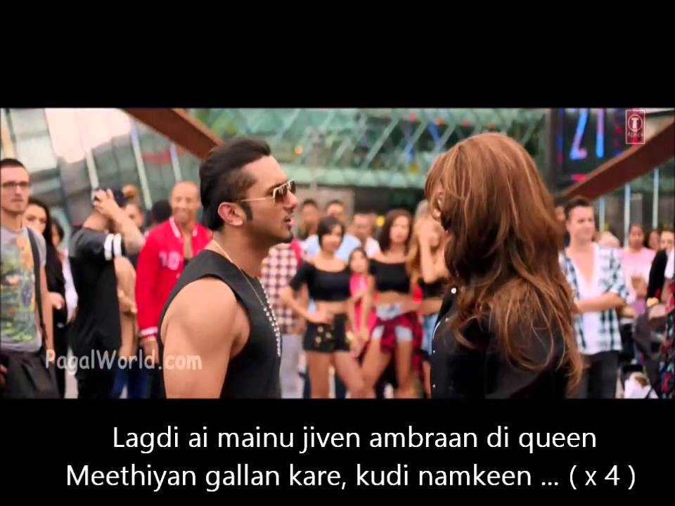 LOVE DOSE LYRICS  Yo Yo Honey Singh Desi Kalakaar