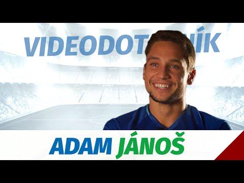 Videodotazník - Adam Jánoš