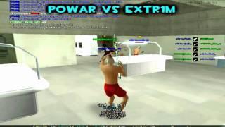 POWAR vs eXtr1m [frapsed by F0RSEMACHINEZ0R]