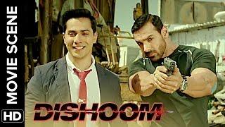 Teri Aukaat Tere Kaam Ke Beech Bar Bar Aa Jati Hai | Dishoom | Movie Scene