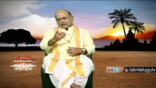 Garikapati Narasimha Rao Says Vedic Chanting Lord Shiva - Nava Jeevana Vedam - Episode1287 - netivaarthalu.com