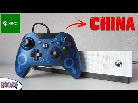 Gamepad N1 Xbox One da China é BOM e BARATO