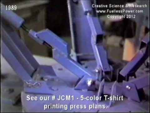 the power of the printing press