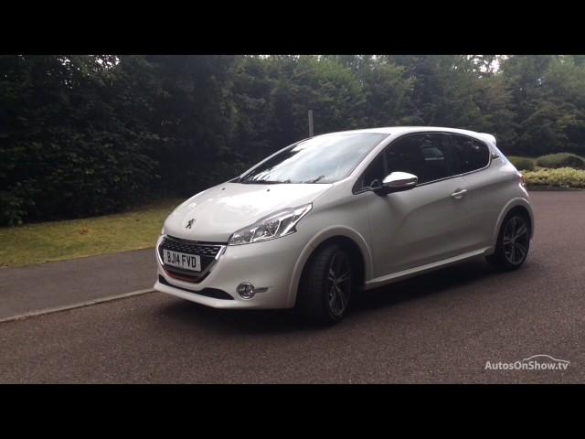 PEUGEOT 208 THP GTI THP GTI WHITE 2014 - youtube.com