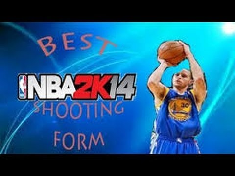 NBA2k14 Next-Gen Best Shooting Forms & Quickest Releses for Right Handers
