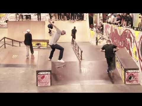 sewa kroetkov tampa pro 2018 independent tricks uncut raw reel