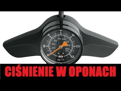 Ciśnienie W Oponach Rowerowych #48 Rowerowe Porady