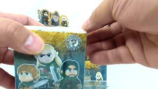 FUNKO MYSTERY MINI Lord of the Rings Series 1