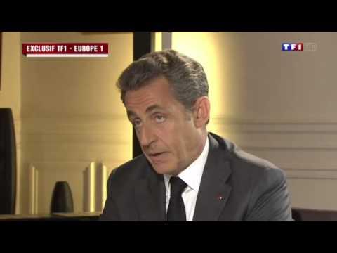 Interview Nicolas Sarkozy 2 Juillet 2014