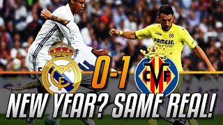 ►REAL MADRID IN A HUGE PROBLEM!!! | Real Madrid 0-1 Villarreal | MATCH REACTION| Post-Match Analysis