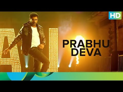 Super dancer Prabhu Deva sets the stage on fire
