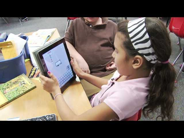 Technology in the Classroom at Lincoln Elementary.mov