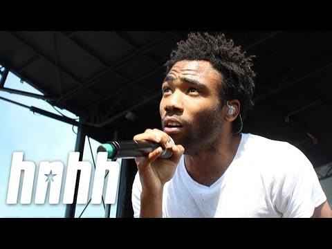 Childish Gambino aka Donald Glover talks RiFF RAFF, Being Independent & Singing