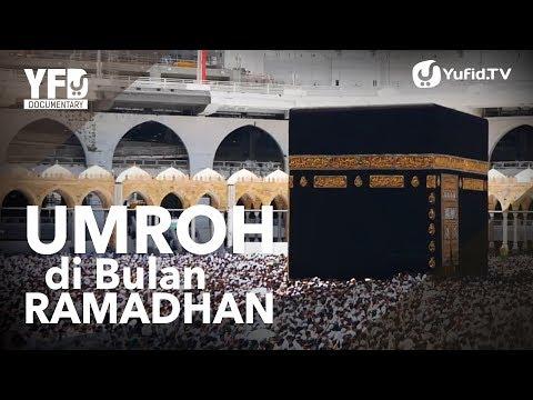 Gambar umrah ketika ramadhan