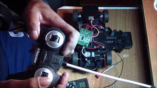 kumandalı oyuncak araba tamiri (toy car repair)