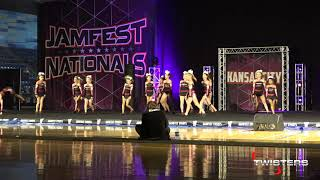 Twister Sports Electric Shock @ 2019 JamFest Nationals in Kansas City Day 2