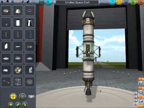 simple rocket kerbal space program - photo #1