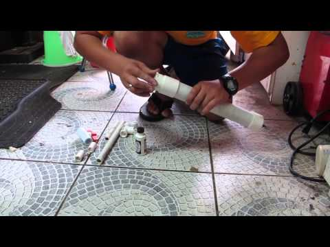 How to build an Air rifle