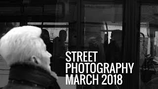 Street Photography in Rome | March 2018 | Slideshow