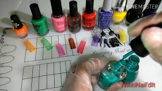 How I make jelly nail polish