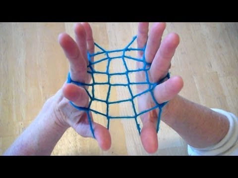 Hammock String Figure: Step by Step