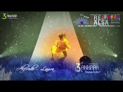 Sabor Dinamico Dance Performance | AIDC-2015