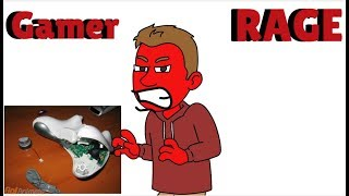 Gamer RAGE Compilation