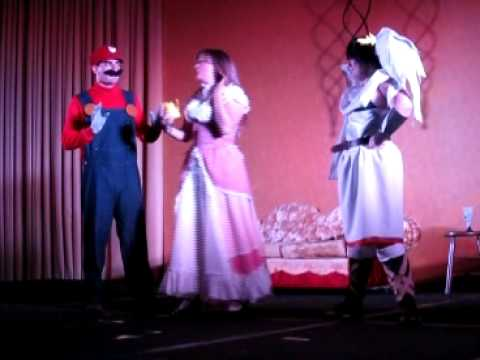 The 2nd part of the Super Live Action Smash Bros.3000 Murder Mystery Super Show Performed at Anime Supercon in Miami Halloween Weekend. In this third Smash Show Luigi has been Murdered and it's up to the rest of the Smash Bros to find the killer. Make Sure to watch all 7 Parts to solve the Mystery!